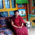 """Lama Jigme Has Returned Home!!!"" by Woeser"