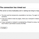 Problem Loading Page: Tibetan Blogs and Social Networking Site Inaccessible