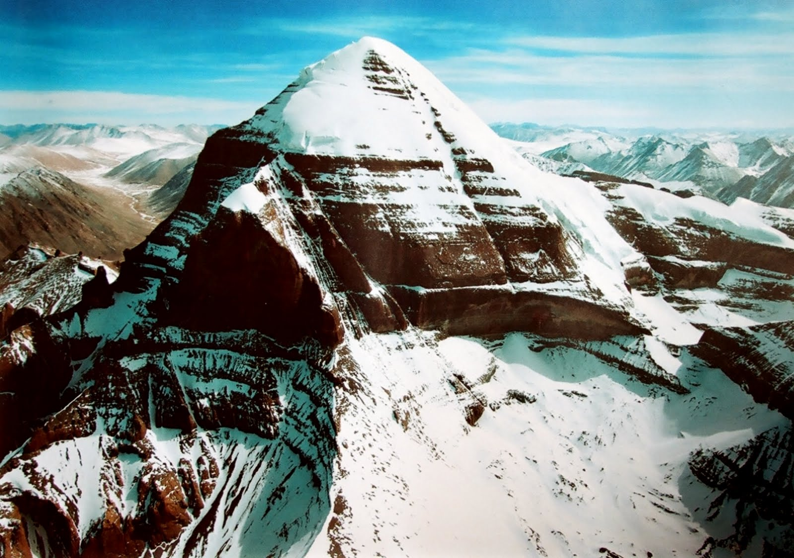 kailash mountain mystery