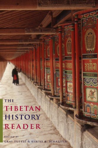 """The Tibetan History Reader"" Edited by Gray Tuttle and Kurtis Schaeffer"