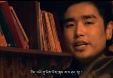 "A Song by Ngawang Tenzin: ""Speak Tibetan"""