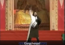 """A Song by Dolma Kyap: """"Gangchenpa"""""""