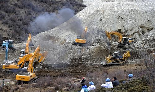 2013 04 08 Landslide Induced by Frenzied Mining 2