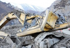"""""""Lhasa's Mining Disaster Clearly Shows the Contamination of the Water Supply Will Continue"""" By Woeser"""