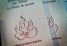 "'My New Book, ""Immolations in Tibet: The Shame of the World"", Released Today in France' By Woeser"