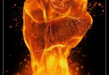 西藏三区•诗歌群第九十七期同元素诗『火焰』(4)