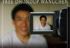 """Paying Respect to Dhondup Wangchen and Golog Jigme"" By Woeser"