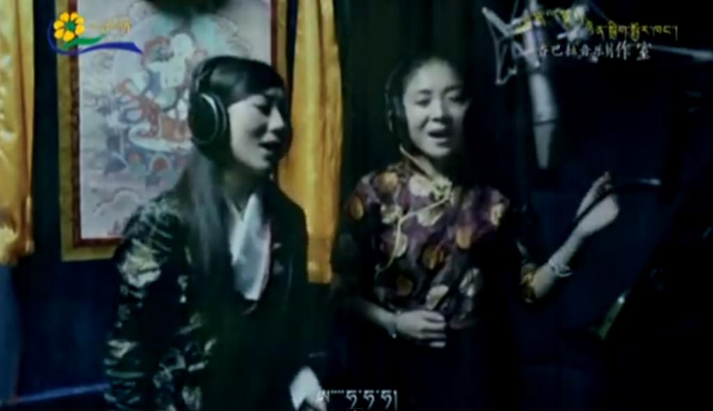 2014 01 15 Tsewang Lhamo Hortsang Lhalung Tso