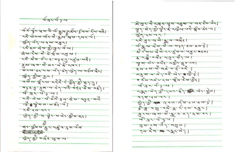 2014 02 05 Potala Palace Poem