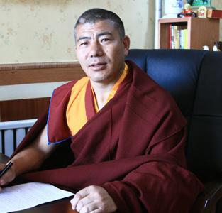 2014 02 21 Jigme Gyaltsen Portrait
