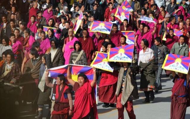 2014 03 24 The Tibetan National Anthem 1