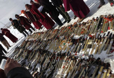 """Discussing the Reasons why Tibetans are Destroying their Knives and other Weapons"" By Woeser"