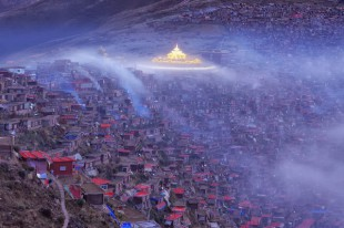 """Larung Gar is not Shambhala"" By Woeser"
