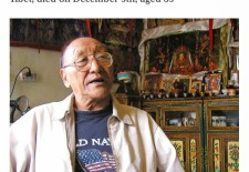 """""""The Economist's Simplification of Mr. Tashi Tsering"""" By Woeser"""