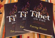 Tibet on Fire by Tsering Woeser, Verso Books, 2016