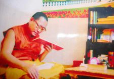 """A Journal of July 2015: The Death of Tenzin Delek Rinpoche"" By Woeser"