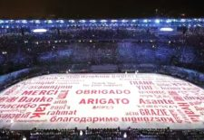 """""""I Was Moved by the Tibetan Script at the Olympics Closing Ceremony"""" By Woeser"""