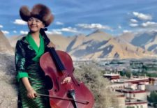 Tibet's Youngest Principal Cellist on Her 20 Year Long Musical Journey