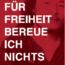 """""""Für Freiheit bereue ich nichts"""" By Shokjang"""