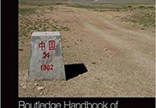 """Routledge Handbook of Asian Borderlands""Edited by Alexander Horstmann, Martin Saxer and Alessandro Rippa"