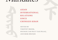 """Sacred Mandates: Asian International Relations since Chinggis Khan"" By Timothy Brook, Michael van Walt van Praag, Miek Boltjes (Eds.)"