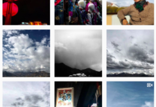 Woeser's Instagram Posts from Lhasa, April 2018