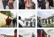 Woeser's Instagram Posts from Lhasa, May 2018