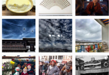 Woeser's Instagram Posts from Lhasa, June 2018