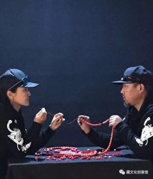 Profile of Tibetan Artist Couple Langdun Dedron and Tsering Namgyal